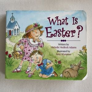 What is Easter? board book